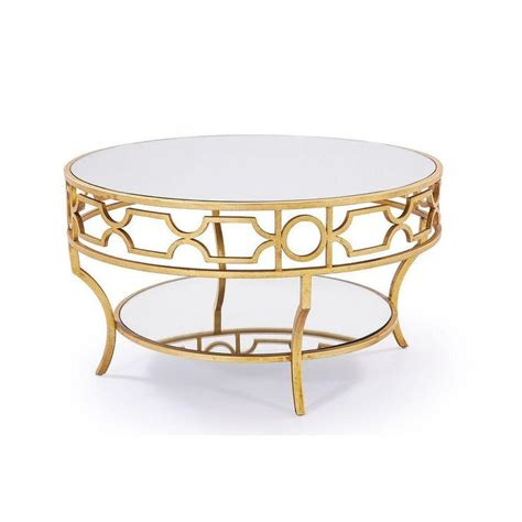Outstanding Coffee Table Gold