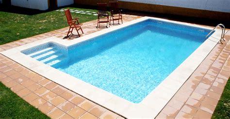 oferta de piscina rectangular  poolnatural