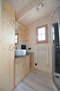 Tiny House Bauen : tiny house bauen badezimmer im minihaus ~ Markanthonyermac.com Haus und Dekorationen