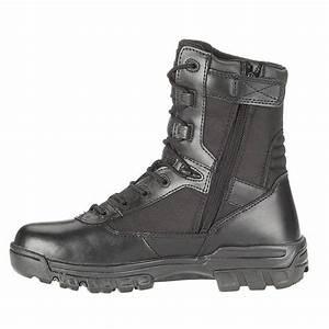 Bates Men's 8 in. Tactical Composite Toe Side Zip Boots E2263  Bates