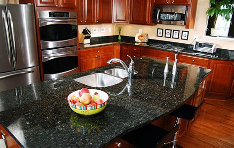 emerald pearl granite emerald pearl granite in kitchen