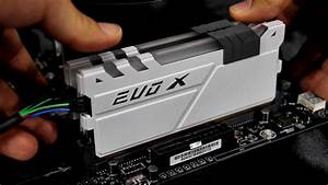 Geil Evo X Gaming Memory Series