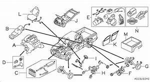 2005 Nissan Frontier Crew Cab Oem Parts