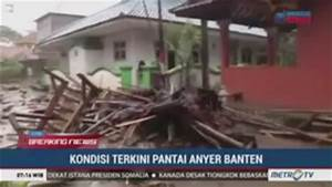 Tsunami Hits Coast Of Indonesia  43 Dead  600 Injured