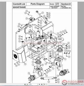 Yale Forklift Mazda Wiring Diagram Yale Forklift Voltage