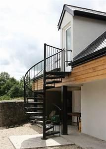 Escalier En Colimaçon : escalier en colima on en acier camelia vente escaliers ~ Mglfilm.com Idées de Décoration