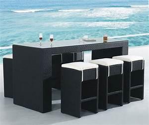 bar de jardin en resine a 799eur livraison gratuite With bar exterieur de jardin