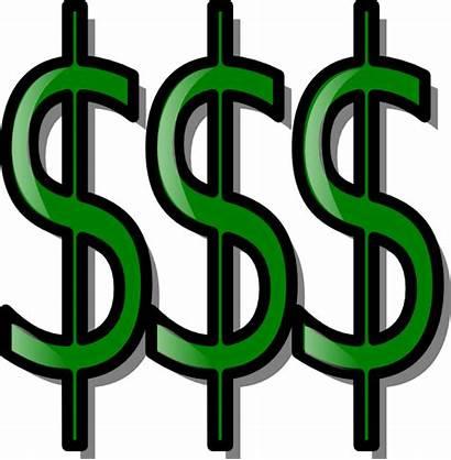 Money Clipart Clip Borders Royalty Clker Nosmoke