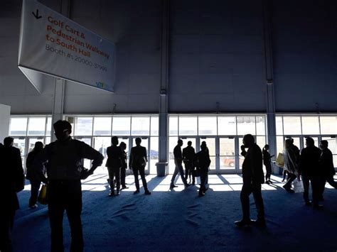 power outage  ces lasts    hour abc news