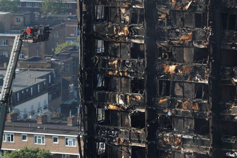 london grenfell tower high rise fire death toll rises