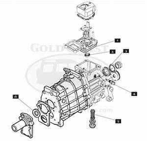 Land Rover Rear Seal Discovery Manual Trans