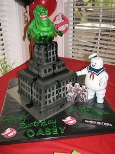 Ghostbusters - CakeCentral com