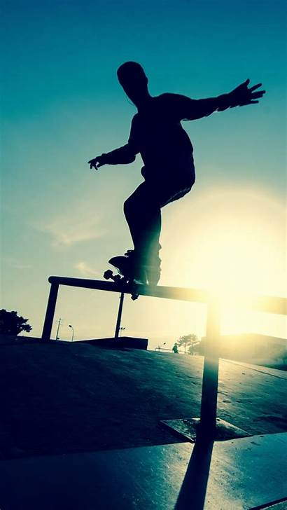 Skate Iphone Ice Rink Silhouette Board Athlete
