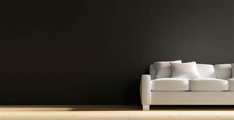 ventajas de pintar las paredes de negro
