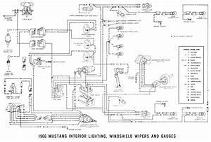 1966 Mustang Rally Pac Wiring Diagram