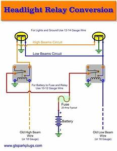5 Pin 12v Relay Wiring