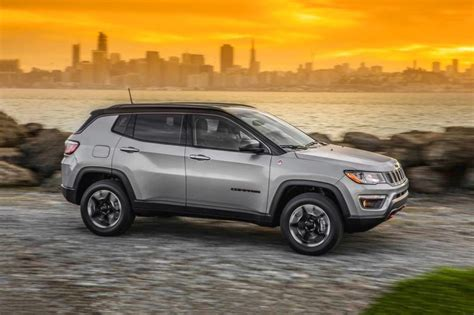 Jeep 2019 Jeep Compass Review And Rating  2019 Jeep