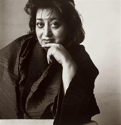 Be Inspired!  Designer profile  Zaha Hadid