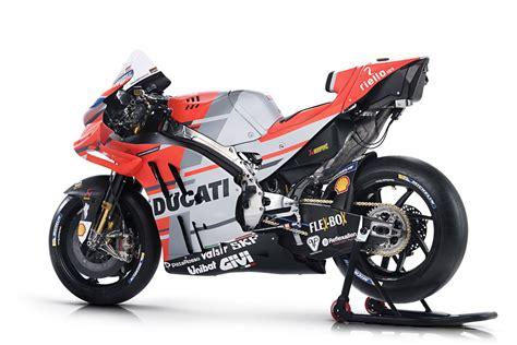 2018 Ducati Motogp Bike & Riders Exposed