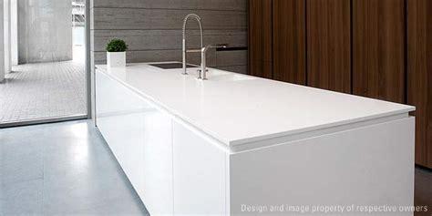 New Look Kitchen Cabinet Refacing » Corian Countertops