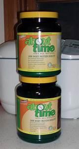 Corgipants  Protein Powder Review  5 About Time