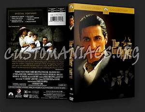 The Godfather: Part II dvd cover - DVD Covers & Labels by ...