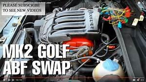 Vw Golf Mk2 Abf Engine Conversion
