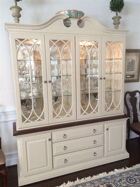 cabinet refresh stylish patina painted