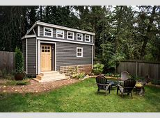 TINY HOUSE TOWN Beautiful Seattle Tiny House