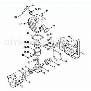 Stihl Br 420 Backpack Blower  Br 420  Parts Diagram