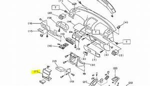 How Do I Remove The Radio Bezel On My 2001 Subaru Forester