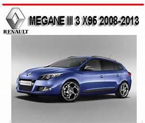 Renault Megane Iii 3 X95 2008