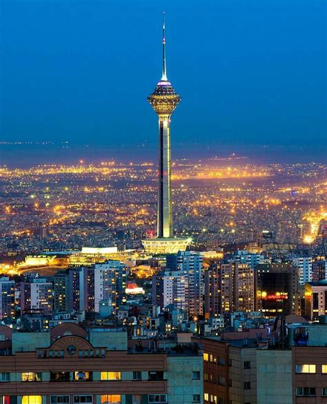 Iran In by Milad Tower Tehran Iran Here Is Iran Tehran Iran