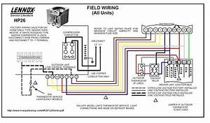 Lennox G16 Wiring Diagram