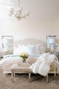 Elegant, Master, Bedroom, Makeover, -, Dark, To, Light