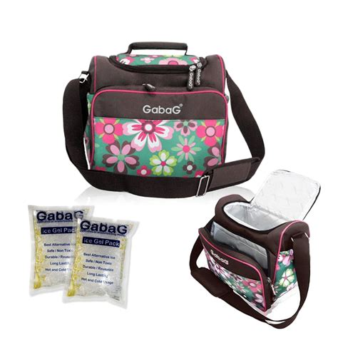 Gabag Cooler Bag Joanna cooler bag gabag tas asi gabag sling flower elevenia