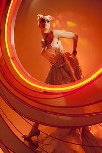 Harrods Set Design Showcases The Red List
