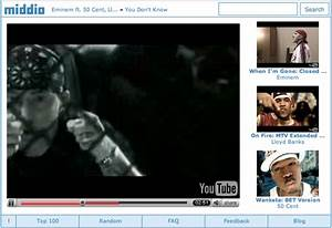 Middio: Music Video Search Engine For YouTube | TechCrunch