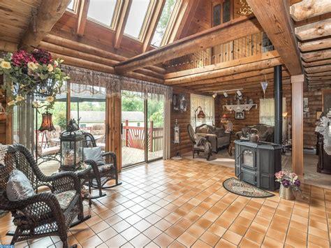 log cabin homes   everyhome realtors