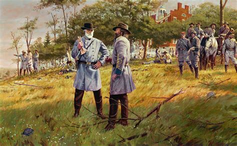 Dale Gallon Civil War Art