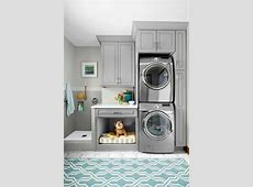 Clever mudroom laundry room combination Ideas 46 HOMEDECORT