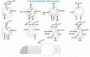 Universal Ignition Switch Wiring Diagram  U2013 3 Position