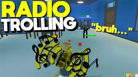 blasting  radio  battle royale strucid roblox
