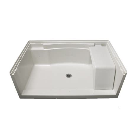 Sterling Bathroom Fixtures by Sterling 72291800 0 60 In D X 36 In W Accord White