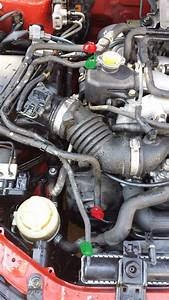 Frothy Coolant Puking From Reservoir  Blown Headgasket    After White Vinegar Flush