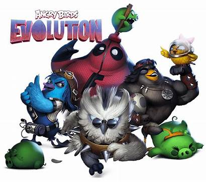 Angry Birds Evolution Bird Games Characters Apk