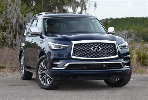 2018 Infiniti Qx80 Awd Review & Test Drive