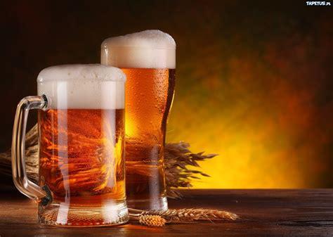 Piwo, Kufle, Kłosy