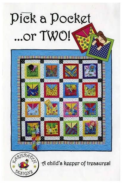 Pocket Pick Pattern Quilt Patterns