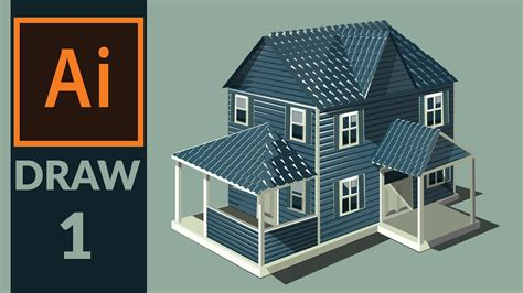 level house plans drawing production level vector house in adobe illustrator